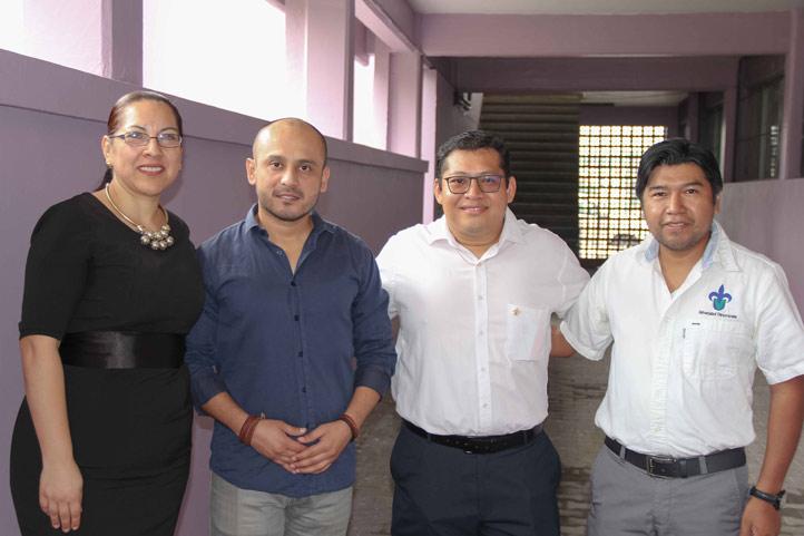 Organizadores del V Congreso Mexicano de Punto Fijo y sus Aplicaciones