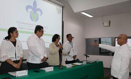 Hugo Ismael Noble Pérez, nuevo secretario Académico en Coatzacoalcos-Minatitlán