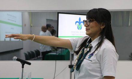 Yanet Antonio, directora interina de Ingeniería en Coatzacoalcos