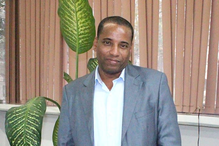 Víctor López, presidente de la Asociación Nacional de Economistas y Contadores de Santiago de Cuba