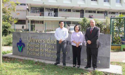 UV capacitará a académicos de Honduras en ciencias atmosféricas y meteorología