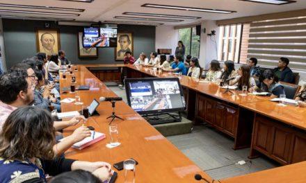 Consejeros y Rectoría dialogaron sobre inseguridad, COVID19 y acoso