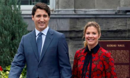 Esposa de Justin Trudeau da positivo al coronavirus