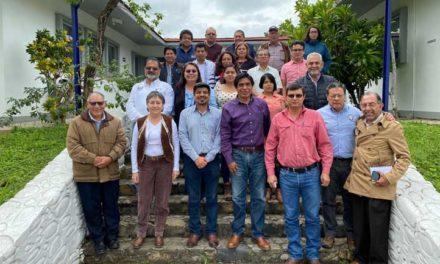 Investigadora y estudiante participaron en Reunión de Expertos en Agroforestería
