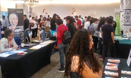 UV participó en Expo Posgrados en Puebla