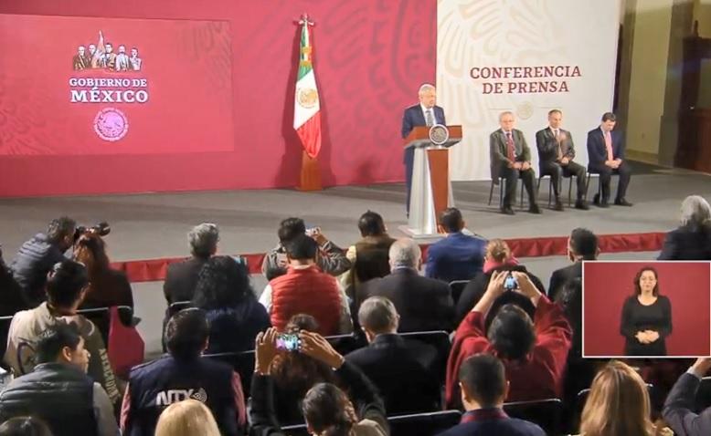 Que dijo Lopez Obrador este 02 de Marzo?