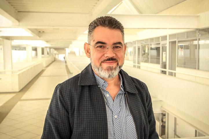 Alberto Ramírez Martinell, académico del CIIES, destacó los beneficios de Eminus ante la contingencia por el COVID-19