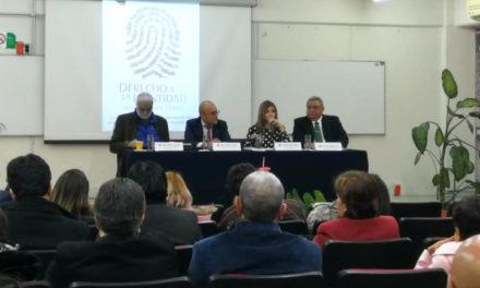 IIJ presentó el libro Derecho a la identidad