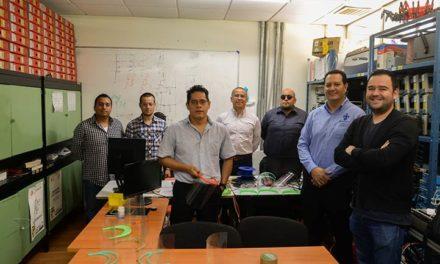 ITSX se suma a esfuerzo UV para crear caretas para personal médico