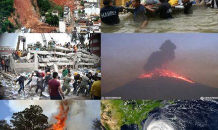Mapas, Herramienta contra desastres naturales