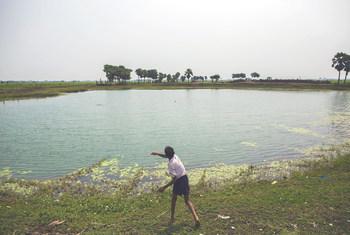 Foto 3: Tomada de la página de la ONU, PNUD INDIAPrashanth Vishwanatha