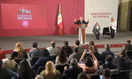 Que dijo Lopez Obrador este 05 de Marzo?