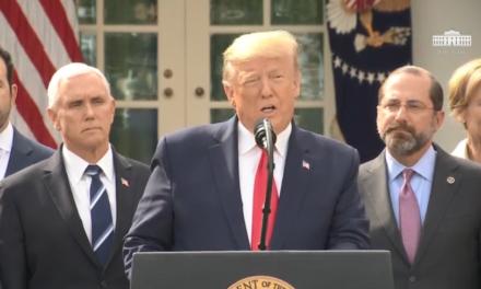 Trump declara emergencia nacional por Covid-19 en EUA