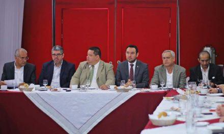 Los empresarios de Veracruz hoy tienen un Gobierno que está de su lado: José Luis Lima Franco