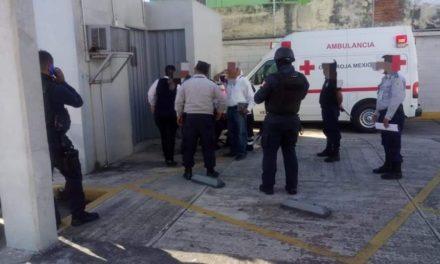 IPAX frustra robo en tienda de Veracruz