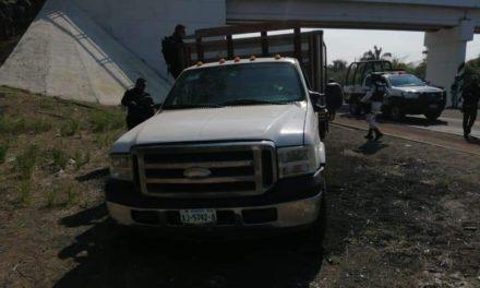 Al repeler ataque, en Boca del Río, abate Fuerza Civil a dos presuntos delincuentes