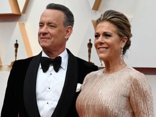 Tom Hanks y su esposa Rita Wilson tienen coronavirus, anuncia el actor