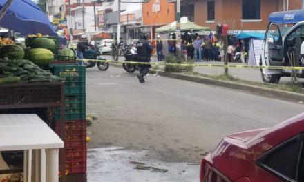 Detonaciones de arma de fuego en la colonia Revolución en Xalapa