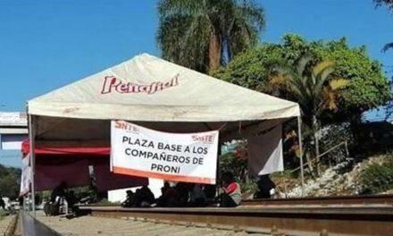 Ferrosur suspende traslado de carga desde Veracruz por bloqueos en Puebla