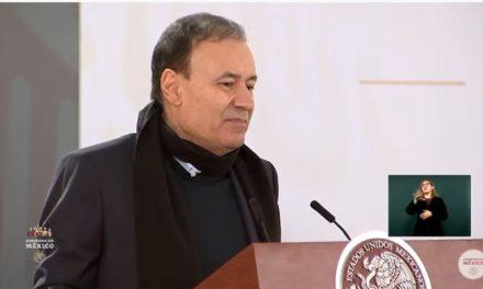 """Confirma Durazo detención de papá de """"El Marro"""