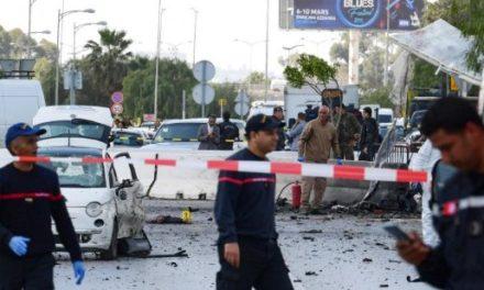 Un terrorista suicida se inmola cerca de la Embajada de EUA en Túnez