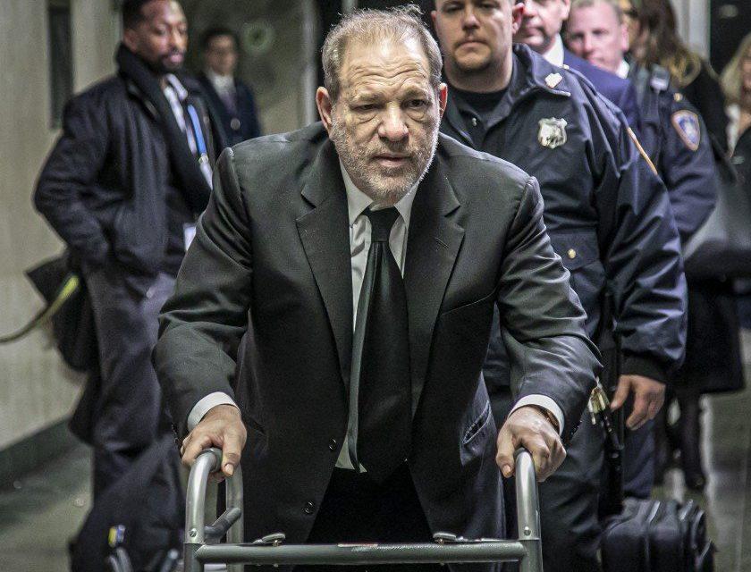 Harvey Weinstein: condenan al productor de Hollywood a 23 años de cárcel por dos delitos de abusos sexuales