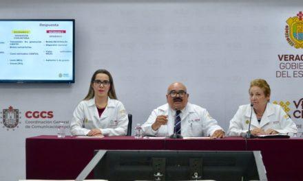 Confirman dos casos positivos de coronavirus Covid-19 en Veracruz