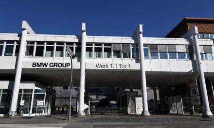 BMW cierra fábricas en Europa y Sudáfrica hasta el 19 de abril