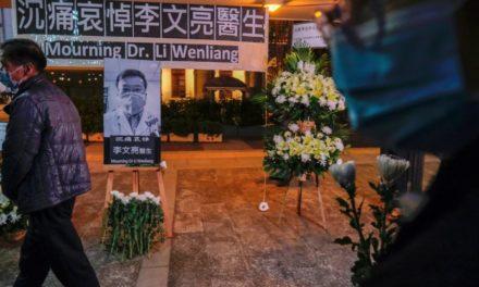 China se disculpa por abusos contra médico que alertó sobre COVID-19