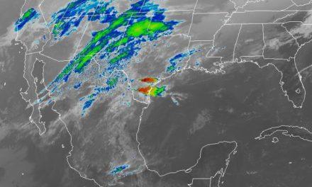 Se espera condiciones para lluvias y algunas tormentas especialmente en el norte y regiones montañosas