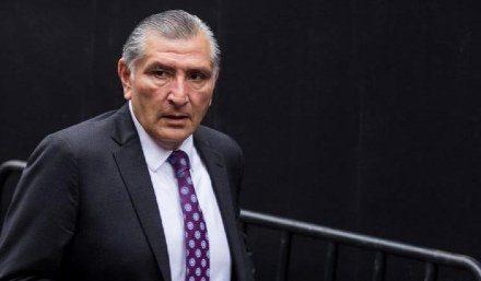 Última Hora: Es el segundo gobernador de México que enferma de COVID-19; se encuentra en aislamiento, se trata de Adán Augusto gobernador de Tabasco