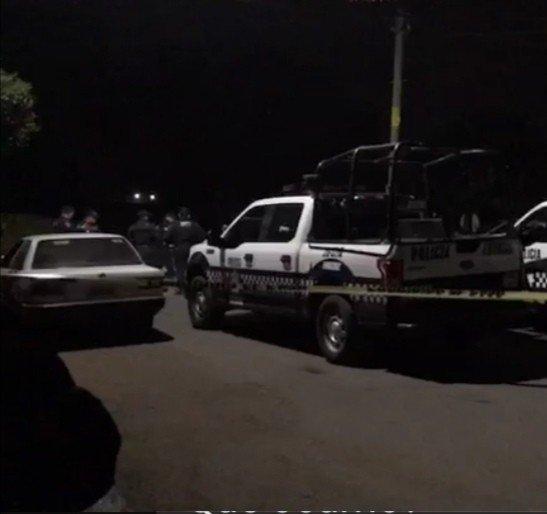 Encuentran cuerpo sin vida en el interior de un auto en Xalapa