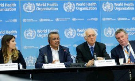 La OMS declara el COVID-19 como pandemia