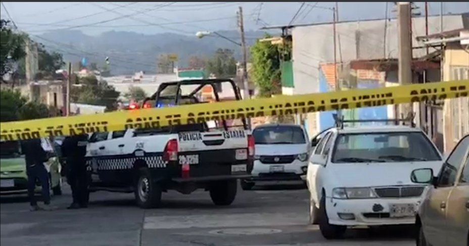 Pierde la vida en el interior de su automóvil en la Colonia Progreso Macuiltépetl en Xalapa
