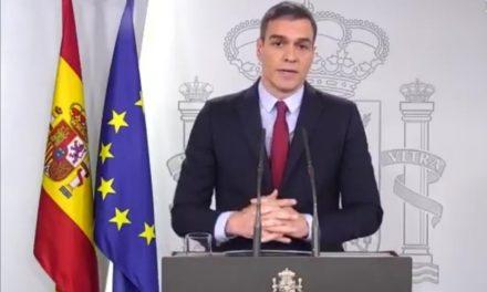 España declara el estado de alarma para combatir el Covid-19