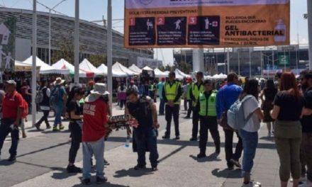 Inicia festival Vive Latino en medio de la propagación por el mundo del coronavirus