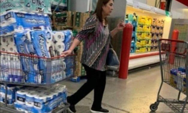 Por qué tanta gente compra desesperadamente papel de baño ante la pandemia del covid-19