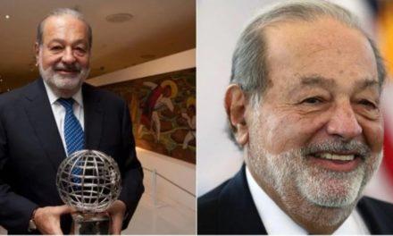 Carlos Slim destina mil millones de pesos para combatir el Covid-19