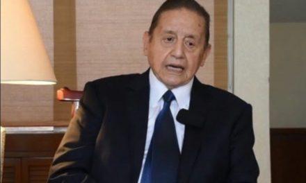 Fallece Sergio González Gálvez embajador emérito