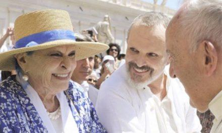 Muere a los 89 años Lucia Bosé, madre de Miguel Bosé y Paola Dominguín y actriz italiana que participó en medio centenar de películas