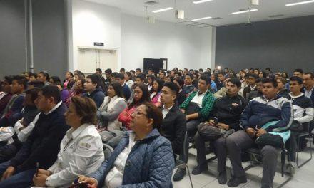 Presentaron plataforma AEXI-UV en las regiones universitarias