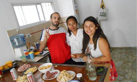 Estudiante de la UVI enfrenta pandemia de Covid-19 en Argentina