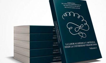 SEA presentó libro La labor académica y artística desde la UV