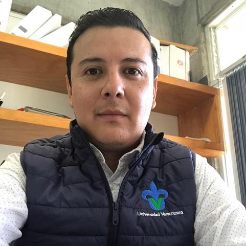 Fernando Domínguez Pozos, jefe de la carrera de Publicidad y Relaciones Públicas de la FCAS
