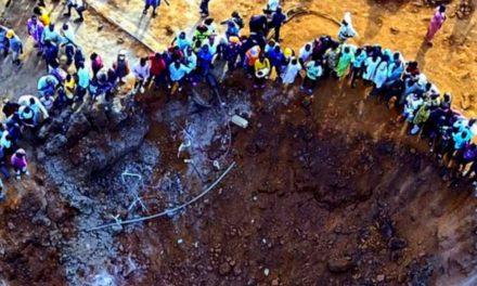 No fue un meteorito el que cayó en Nigeria, cuidado con las Fake New
