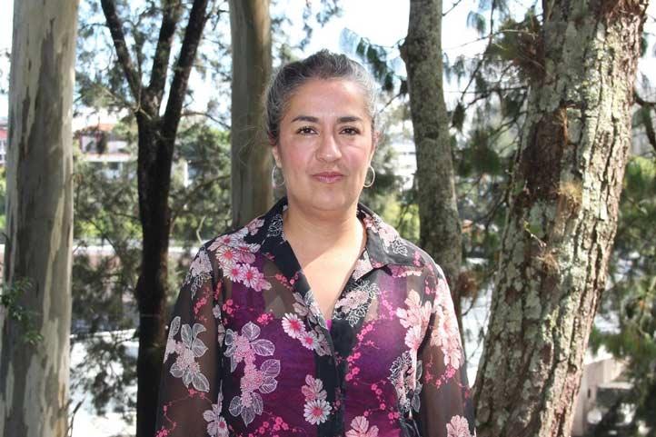 Araceli Aguilar dijo que el libro es un reconocimiento a los chiles mexicanos como patrimonio biocultural