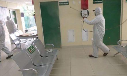 Por brote múltiple de coronavirus, cierran Hospital de Jerez, Zacatecas