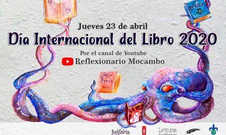 De manera virtual, UV conmemoró Día Internacional del Libro