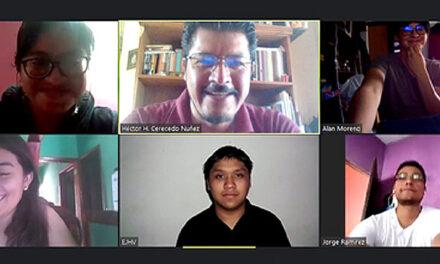 Estudiantes, dispuestos a la educación virtual: Héctor Hugo Cerecedo