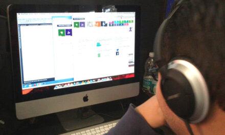 Estudiantes UV comparten sus experiencias de trabajo en línea